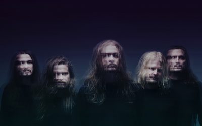 ORANSSI PAZUZU unterzeichnen weltweiten Vertrag bei Nuclear Blast Records + touren w/ INSECT ARK durch die USA