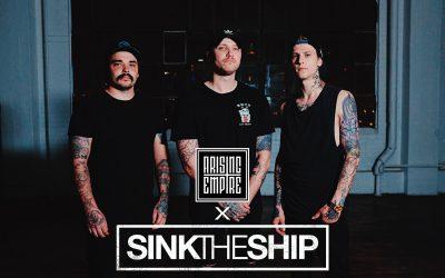 SINK THE SHIP unterzeichnen bei Arising Empire & veröffentlichen neue Single 'Demons'