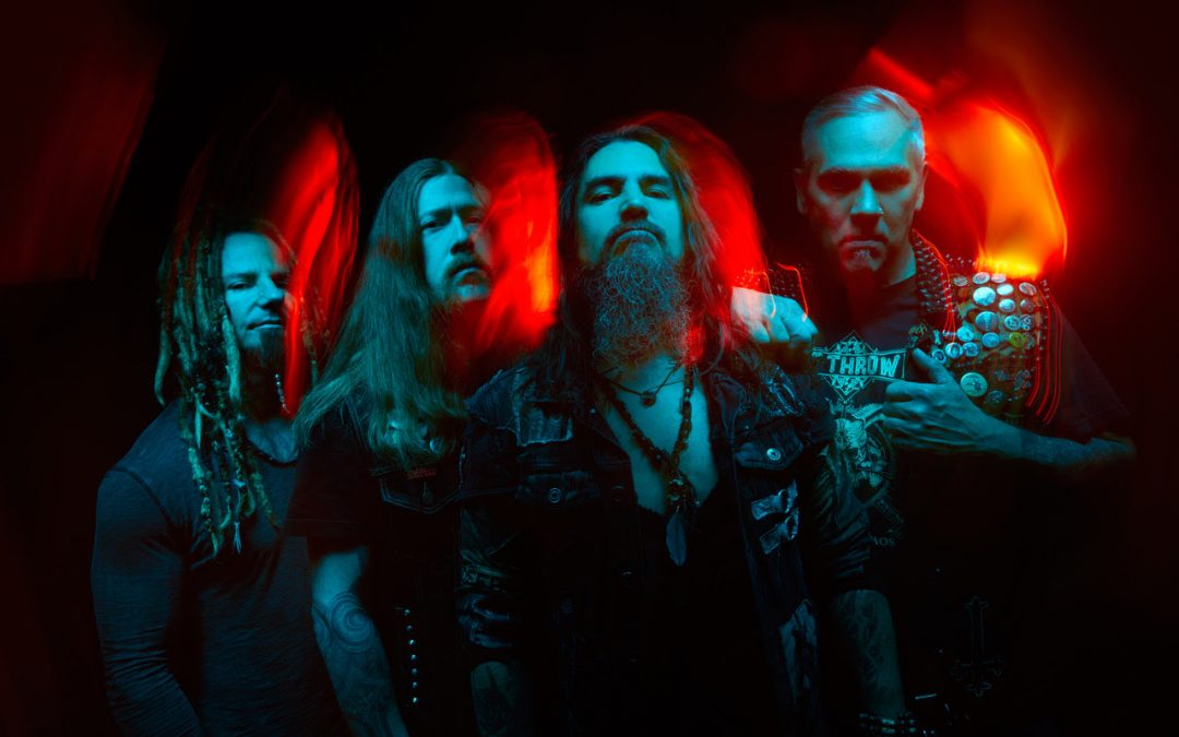 MACHINE HEAD kündigen neues Line-Up an