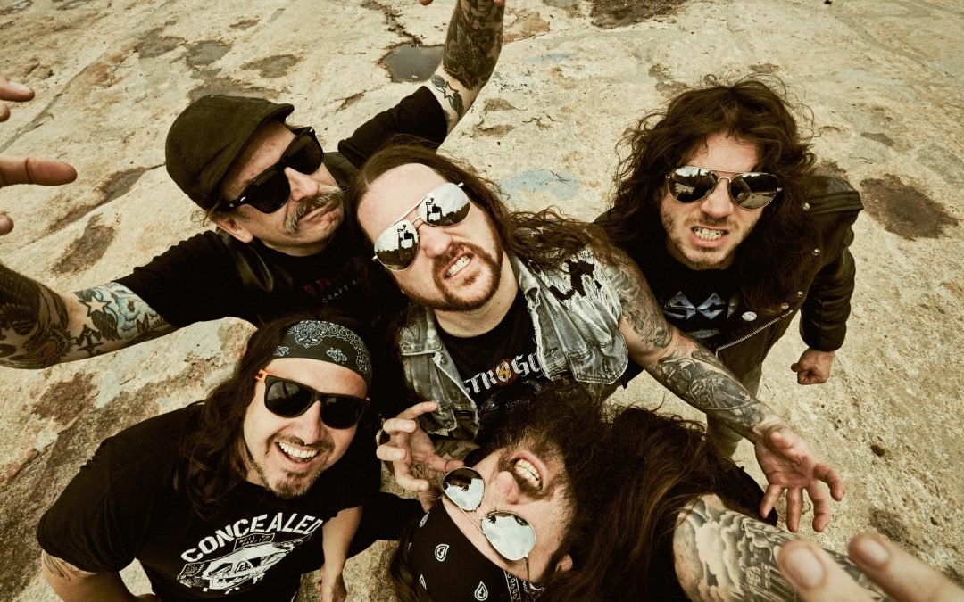 MUNICIPAL WASTE – »The Final Rager« [EP] erschienen + auf US-Tour w/ NAPALM DEATH