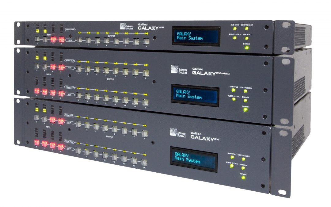 Meyer Sound Compass 4.6 Software bietet Milan Integration und optimierte Systemkonfiguration