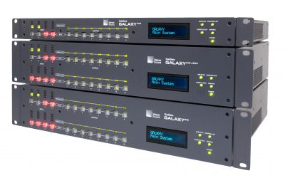 Meyer Sound Compass 4.6 Software bietet Milan Integration und optimierte Systemkonfiguration