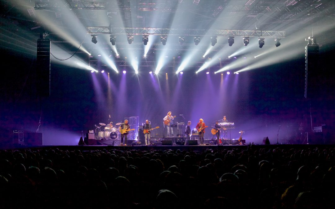 Alan Parsons Live Project tourt mit Alcons Audio
