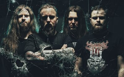 DECAPITATED als Headliner für die Erstauflage von Avocado Bookings »Rising Merch Faces Of Death«-EU/UK-Tour im März 2020 bestätigt