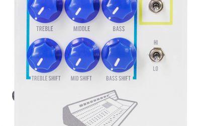 JHS Colour Box V2 – Preamp / EQ / D.I.-Box