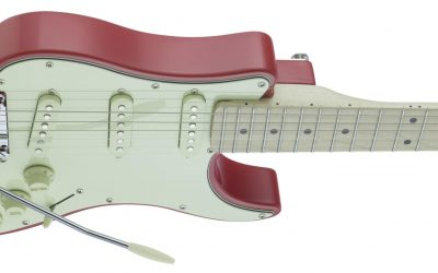 Traveler Guitar – Travelcaster Exclusive Colors