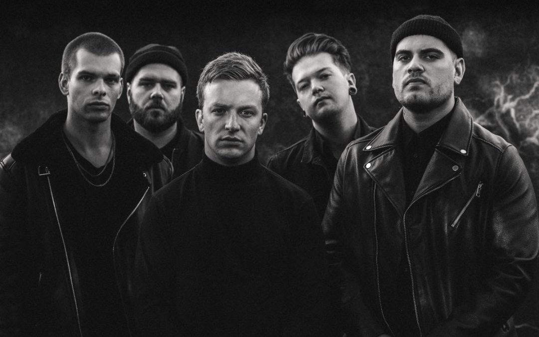 UNE MISÈRE veröffentlichen Musikvideo zu 'Grave', Debütalbum »Sermon« erschienen