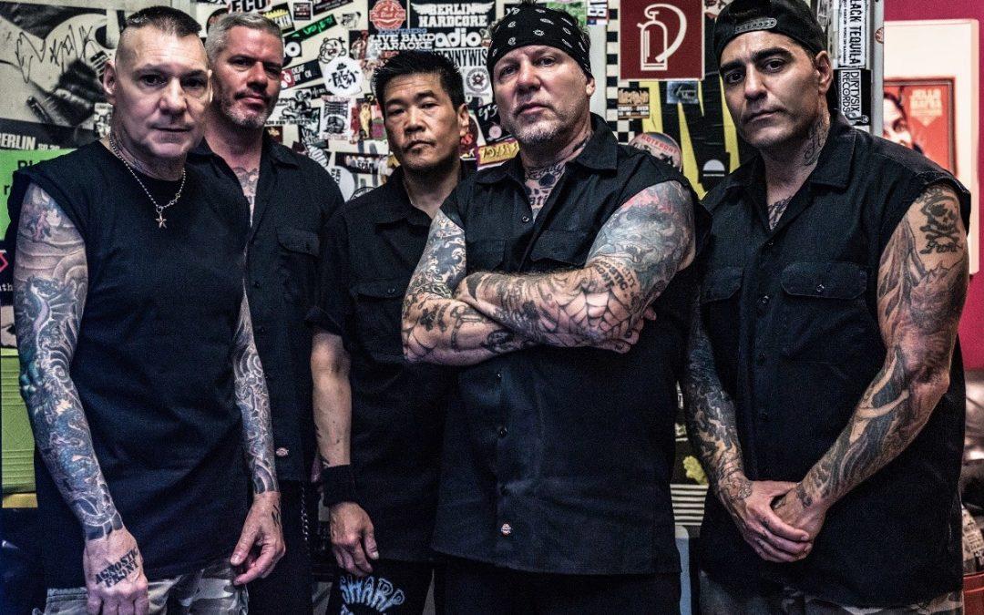 """AGNOSTIC FRONT sprechen über die """"Big Four"""" des Hardcore"""