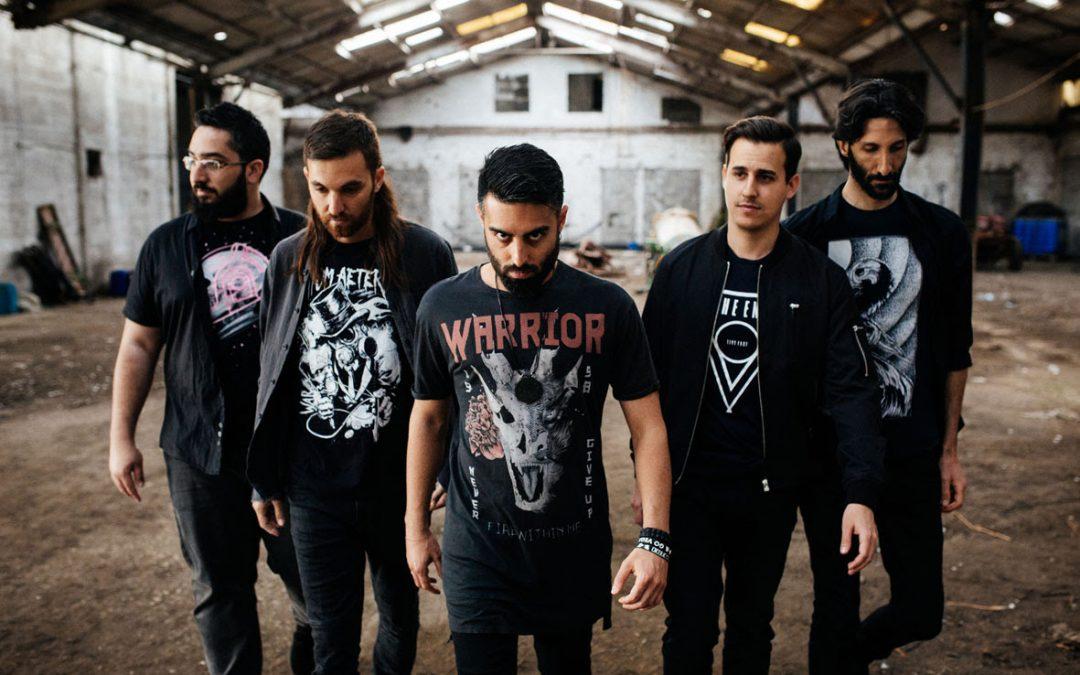 WALKWAYS veröffentlichen neues Live-Video zu 'Hell Born Shove (Impossible)'