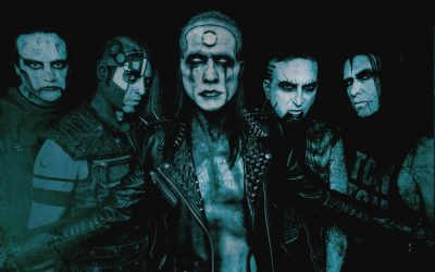 "WEDNESDAY 13 veröffentlichen Single ""Films"" (Gary Numan Cover)"