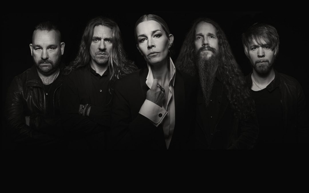 AVATARIUM enthüllen Lyricvideo zu 'Lay Me Down', neues Album »The Fire I Long For« erschienen
