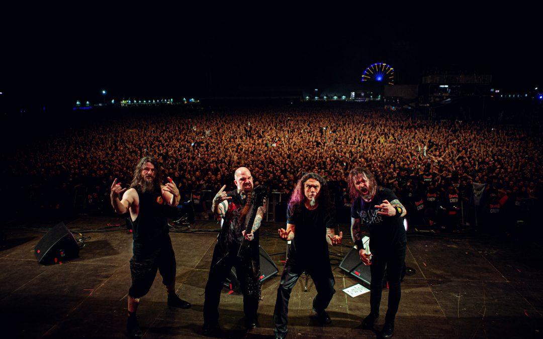 SLAYER – »Slayer: The Repentless Killogy« erschienen