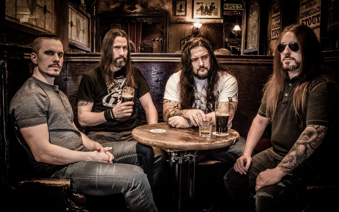 KATAKLYSM veröffentlichen Lyricvideo zu 'The Last Breath I'll Take Is Yours' anlässlich in Kürze startender »MTV Headbangers Ball Tour 2019«