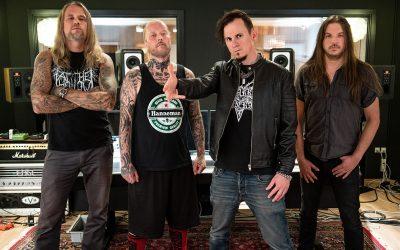 """CYHRA veröffentlichen heute ihr neues Album """"No Halos In Hell"""", präsentieren Guitar Playthrough Video zum Titelsong und starten Europatour"""
