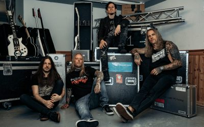 CYHRA präsentieren Guitar Playthrough Video zu 'I Am The One'