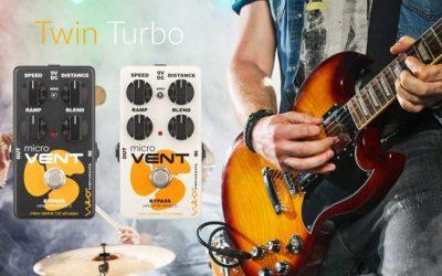 Neo Instruments bringt mit micro VENT 122 und 16 den gefeierten Kult Sound ins Stompbox Format