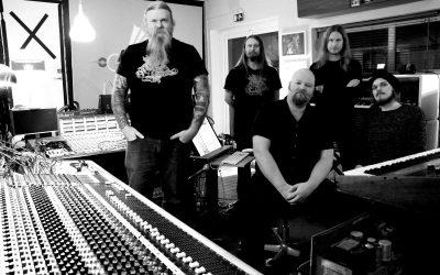 ENSLAVED sind zurück im Studio für neue Aufnahmen