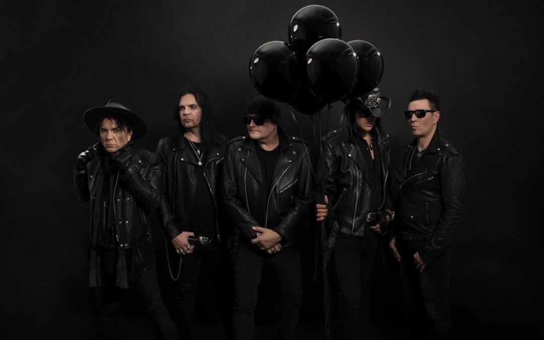 THE 69 EYES enthüllen neuen Tourtrailerstarten US-Tour mit WEDNESDAY 13 am 24. Januar