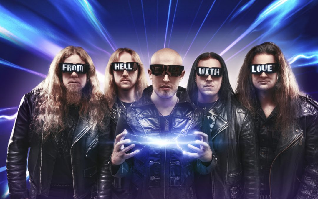 BEAST IN BLACK enthüllen offizielles Livemusikvideo zu 'Cry Out For A Hero', spielten am Freitag, den 13. Dezember, große Jahresabschlussshow in der Helsinkier Eishalle, Daten für 2020