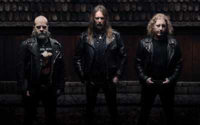"Grand Magus kündigen Europa + UK Tour 2020 mit ""Wolf God"" an"