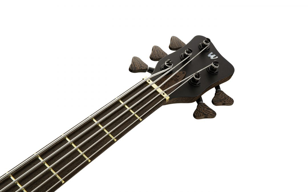 Warwick Masterbuilt / Custom Shop Instrumente ab sofort mit Graph Tech Ratio Bass Mechaniken