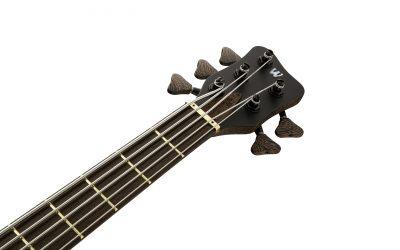 Warwick Masterbuilt / Custom Shop Instrumente ab sofort mit Graph Tech Ratio Bass Mechaniken