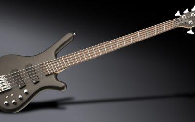 NAMM Show 2020 News – RockBass® Corvette Multi Scale 5-String Bass