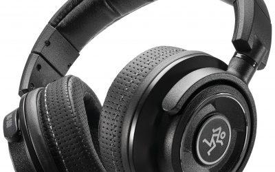 Mackie kündigt neue MC-Serie Kopfhörer an