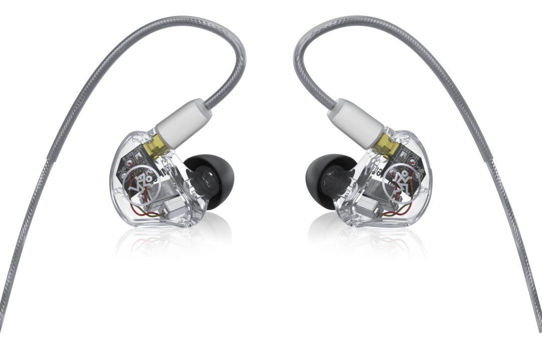 Mackies neue MP In-Ear-Monitore jetzt mit Bluetooth