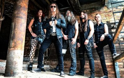 "MYSTIC PROPHECY – ""THE METAL DIVISION"""