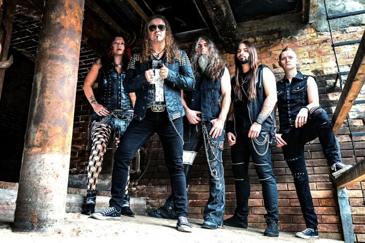 """MYSTIC PROPHECY – """"THE METAL DIVISION"""""""