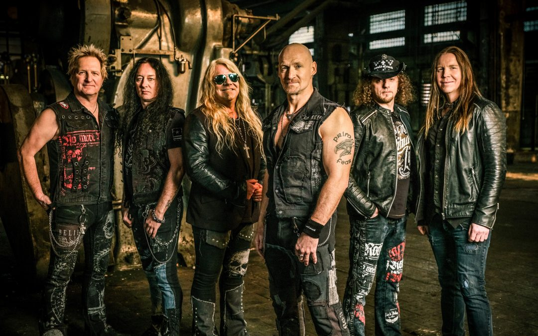 PRIMAL FEAR kündigen »Metal Commando Over Europe Tour« mit FREEDOM CALL für September/Oktober 2020 an