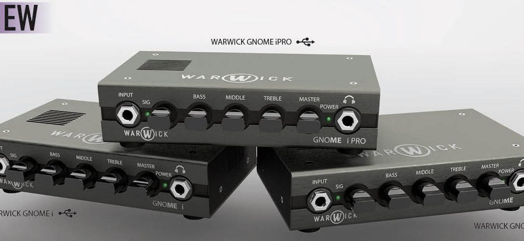 NAMM 2020 News – Gnome Bass Amp Head