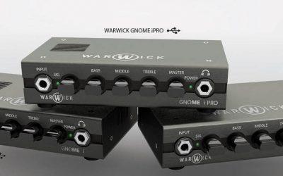 NAMM 2020 News – Gnome Bass Amp Head