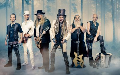 "KORPIKLAANI enthüllen neue digitale Single 'Beer Kill Kill' [feat. Steve ""Zetro"" Souza 