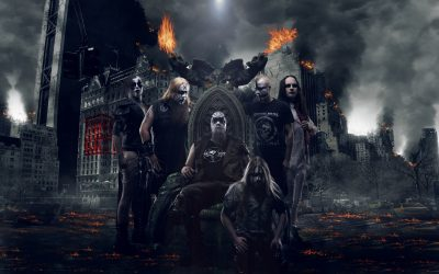 TURMION KÄTILÖT unterschreiben bei Nuclear Blast + kündigen neues Studioalbum »Global Warning« an