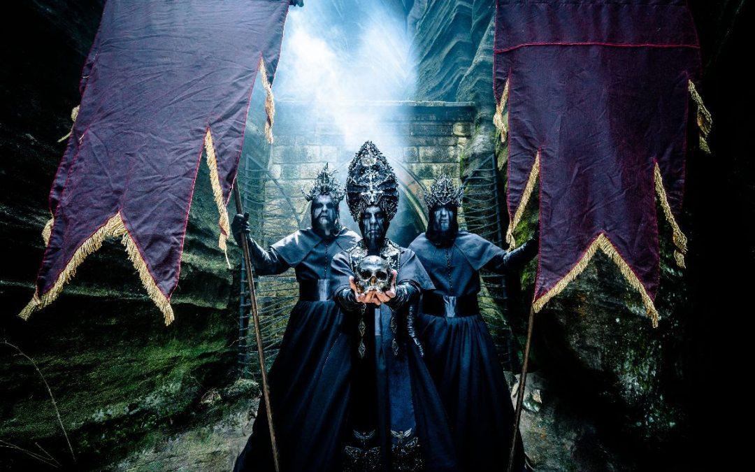 """BEHEMOTH kündigen Tour Edition von """"I Loved You At Your Darkest"""" an"""