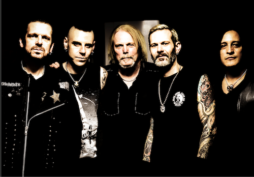 BLACK STAR RIDERS veröffentlichen ein neues Video zu 'In The Shadow Of The War Machine'