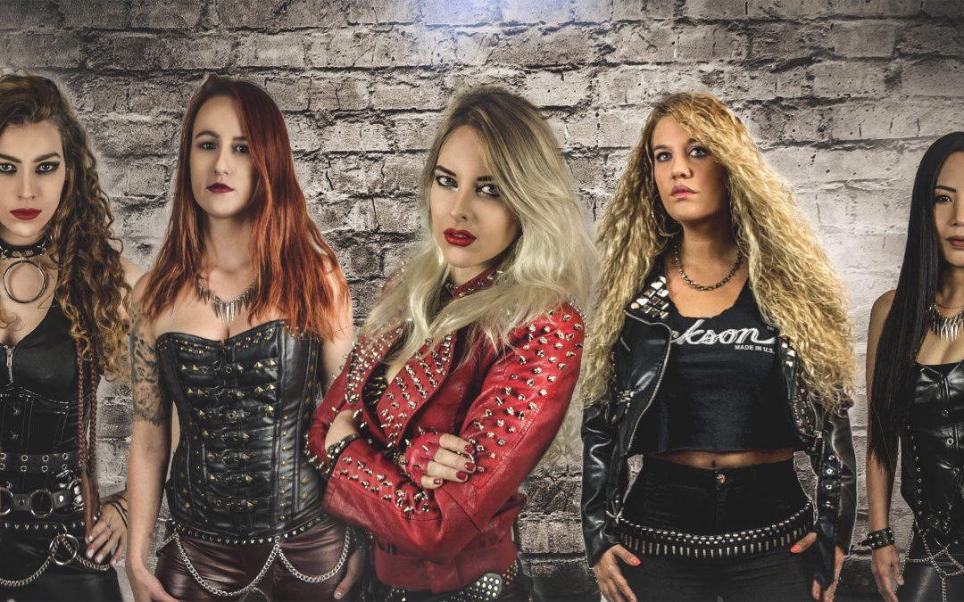 BURNING WITCHES enthüllen Visualizer zu neuer Single 'Sea Of Lies', geben weitere »Dance With The Devil«-Details bekannt