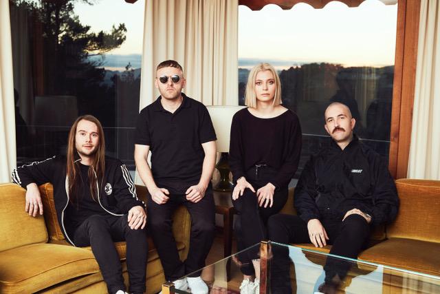 BLOOD COMMAND – Neue Single auf Hassle Records, auf Tour mit KVELERTAK