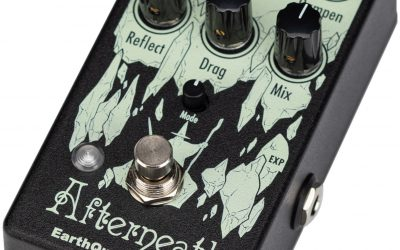 EarthQuaker Devices Afterneath V3 – Enhanced Otherworldly Reverberator
