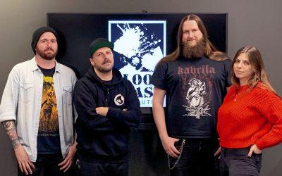 NUCLEAR BLAST + BELIEVE gründen Blood Blast Distribution