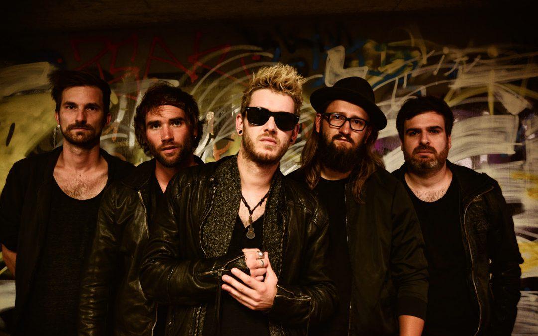 ANTIHELD veröffentlichen neues Musikvideo zu 'Find What U Love' vom aktuellen Album »Goldener Schuss«, Startschuss für »Goldener Schuss Tour 2020«
