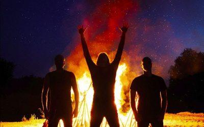 THE SPIRIT präsentieren vollen Albumstream; 'Cosmic Terror' erschienen, Deutschlandtour beginnt
