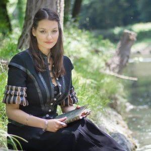 Katherina V. Haderer – 'Der Garten der schwarzen Lilien'