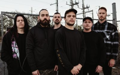 "AVERSIONS CROWN kündigen neues Album ""Hell Will Come For Us All"" an + veröffentlichen erste Single 'The Soil'"
