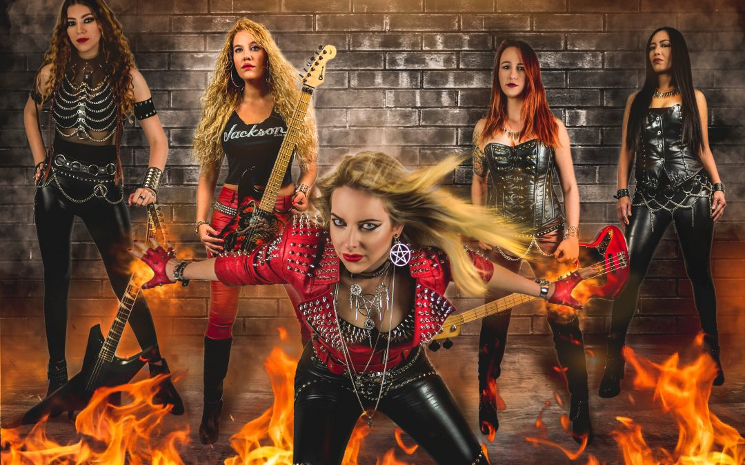 BURNING WITCHES – »Dance With The Devil«