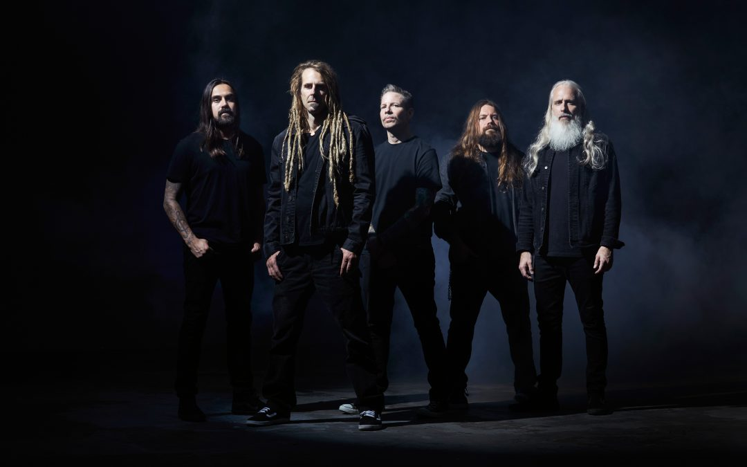 LAMB OF GOD – Mark Morton diskutiert die neue Single 'Momento Mori' in aktuellem Album-Trailer