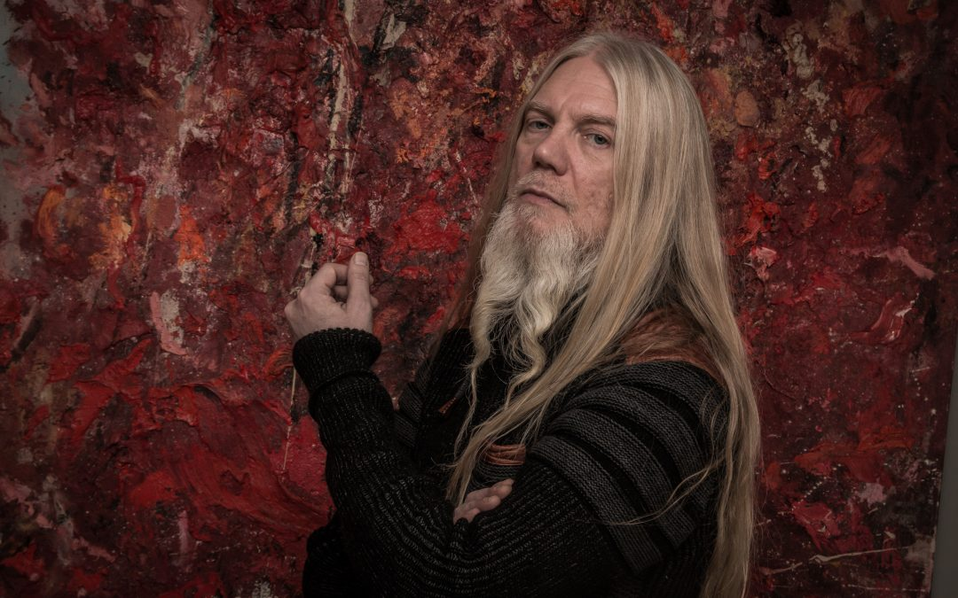 MARKO HIETALA enthüllt Live Video 'Star, Sand & Shadow'