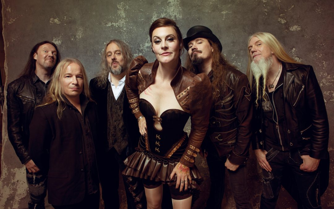 NIGHTWISH kündigen AMORPHIS als Special Guest auf ihrer Europa Tour an